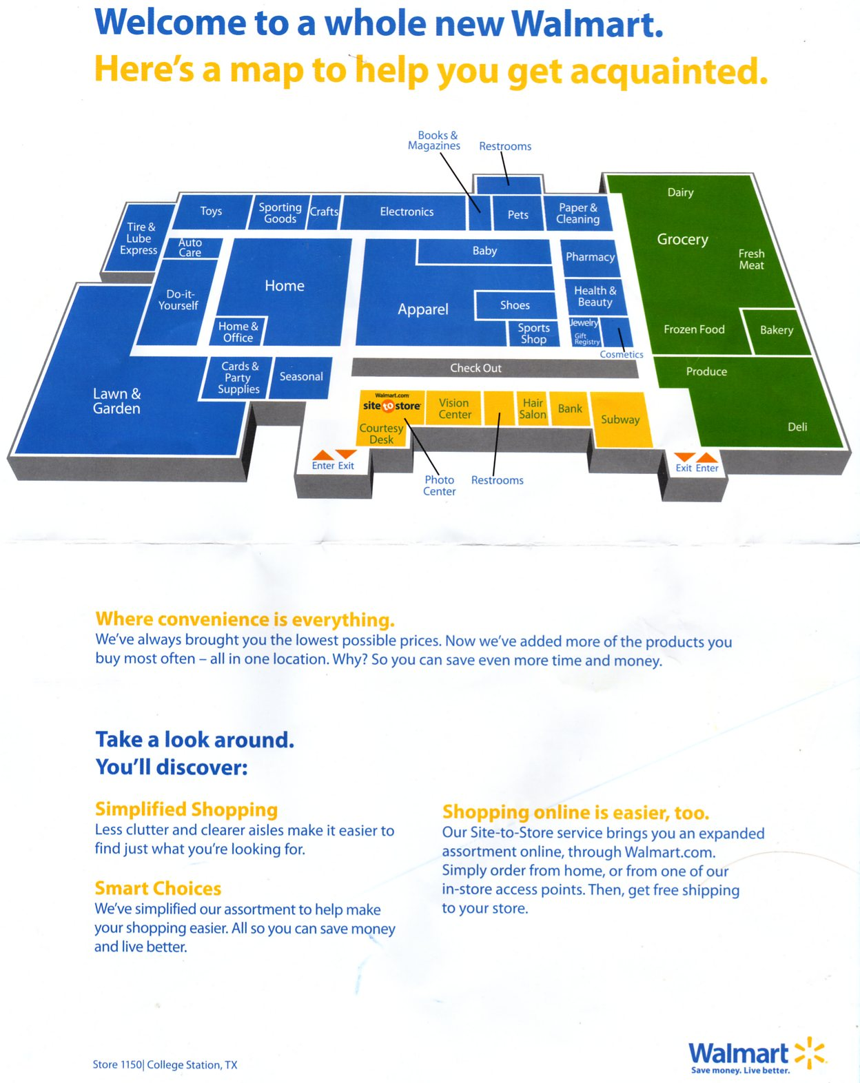 walmart vs meijer Wal-mart corporation wal-mart stores, inc operates retail stores in various formats around the world wal-mart is committed to growing by improving the standard of living for our customers throughout the world.