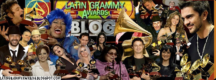 Latin GRAMMY® Awards!