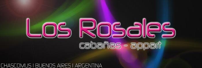 Los Rosales | CABAÑAS | APPART