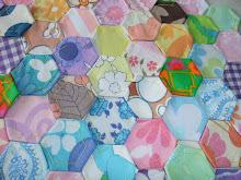 patchwork Tæppe.