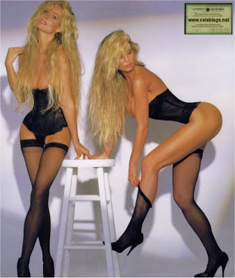 Controlled The barbi twins naked brain fog