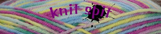knit spit