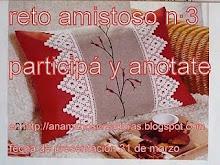 RETO AMISTOSO DE ANAMA-Cumplido