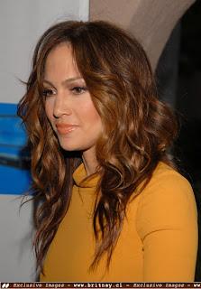 Jennifer Lopez at Winter TCA Press Tour