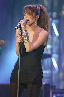 Jennifer Lopez at 106.7 Viva Romance Concert in Miami