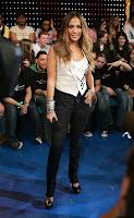 Jennifer Lopez in MTV TRL