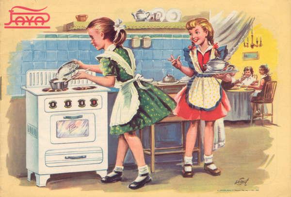 Procoleccionismo libros carteles y cat logos de juguetes - Carteles de cocina ...