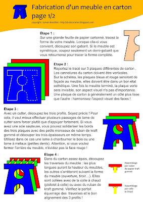Fabrication Du Carton Compact Avec Des Effets En Volume Decoratif