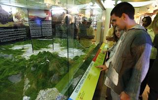inauguração da maquete do parque nacional da tijuca
