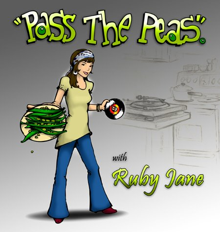 Pass The Peas with Ruby Jane