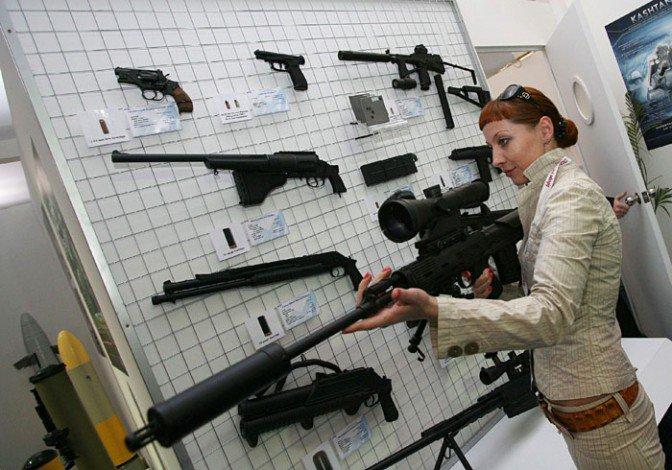 Una ricerca dell'osservatorio sul commercio di armi di ires toscana ha