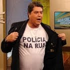 Datena tira sarro de Ceará, o repórter esportivo