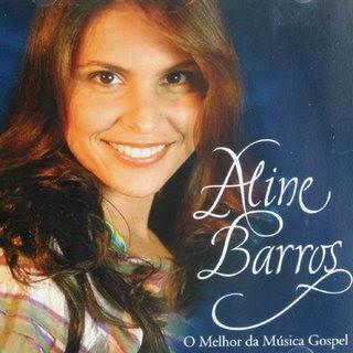 Agenda de Shows Aline Barros Julho 2010