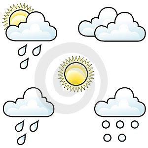 Meteorologia - Previsão do tempo 31-07