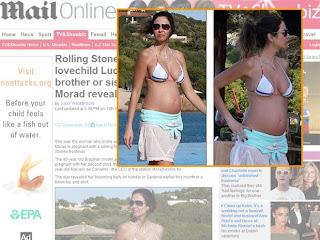 Luciana Gimenez está grávida