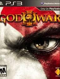 Informações God of War 3 - PS3