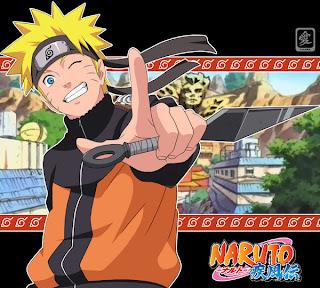 Papel de Parede - Naruto Shippuuden