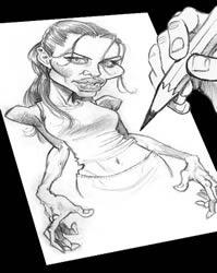 Como Fazer Caricatura