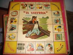 Antiguo juego ¨El Linyera¨