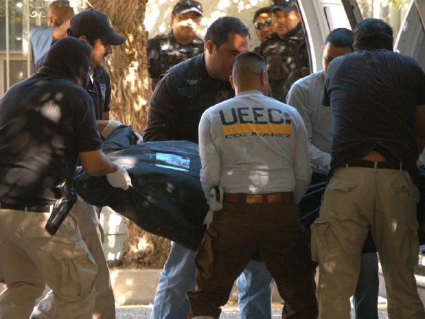 Borderland Beat: Men Abducted and Murdered in Juárez were US citizens