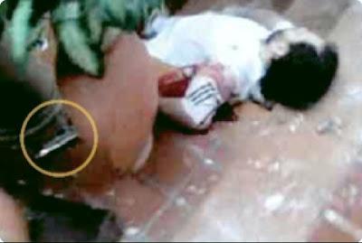Borderland beat the last moments of coronel alive for 12 gauge shotgun lying on the floor