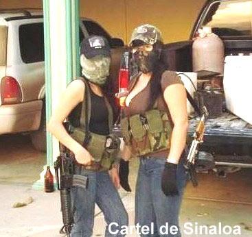 Sinaloa Cartel Women