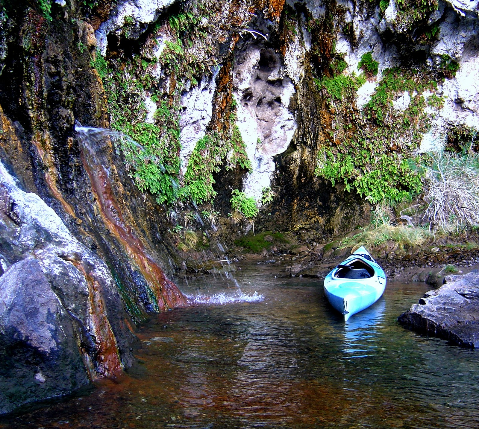 Trailsnet: Water Trail In The Black Canyon Of The Colorado