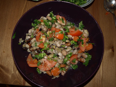 mixed bean salad for this recipe i use asda s mixed beans about 500gr ...