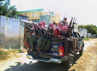 imagen tropas somalíes. El País