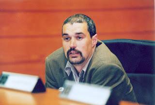 Senador PSOE Zubero