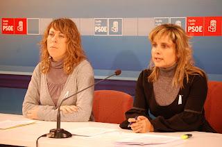 Esther Pérez, Secretaria de Igualdad de Castilla y León