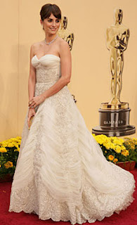Penélope Cruz gana el Oscar