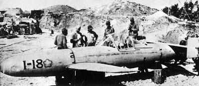 Yokosuka Ohka: o avião-foguete kamikaze japonês  MXY7_Ohka_Cherry_Blossom_Baka_Okha%28%27Baka%27%29Bomb