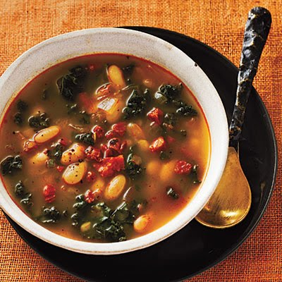 Here's a hearty and healthy recipe to nourish you in the cold months ...