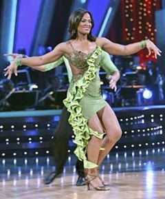 Laila Ali's Lettuce Outfit.  This was a big hit with PETA.