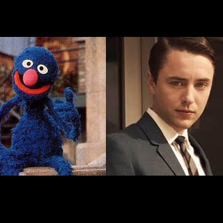 The part of slimy Peter Campbell will be played by the loveable Grover
