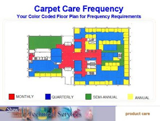 Carpet Care Plan