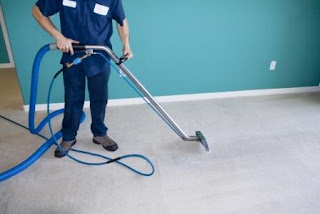 carpet cleaning and maintenance: periodic deep cleaning