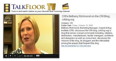 Bethany Richmond on TalkFloor.TV