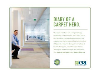 Diary of a Carpet Hero