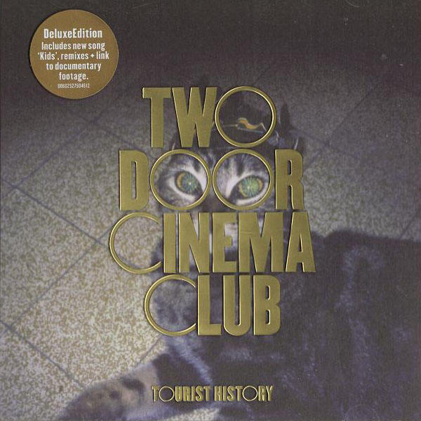 Two Door Cinema Club - Come Back Home - YouTube