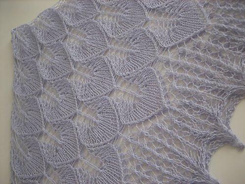 Вязание укороченного жакета спицами