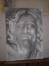 Cristo de pedra... (pietá )