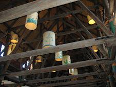 Paradise Inn lamps