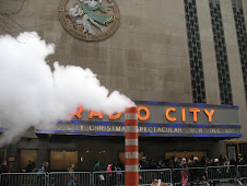 Radio City steam...