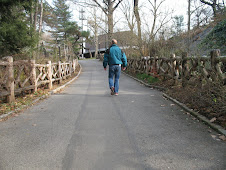 Walk, walk, walk...