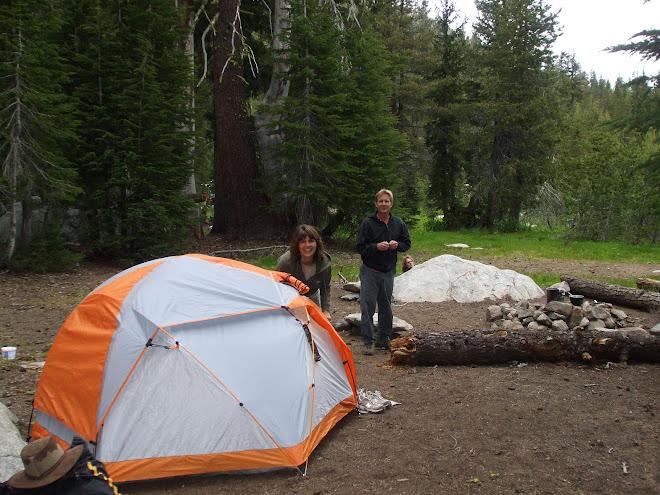 Jim & Lorena Tent