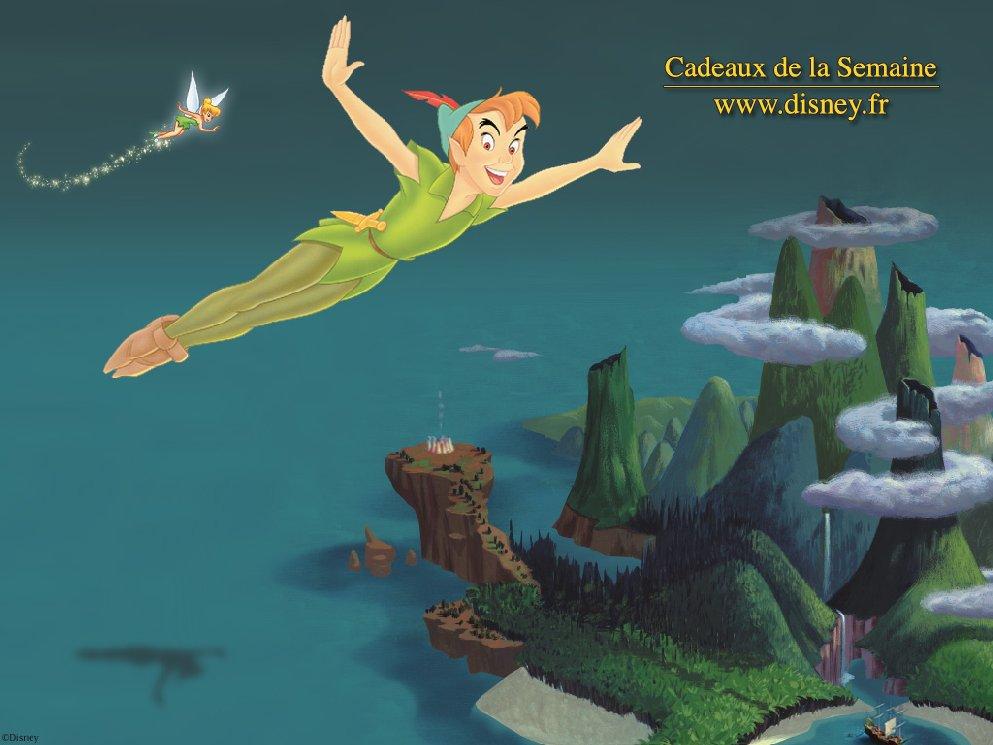 The magic tu eres mi magia - Peter pan colorare pagina di colorazione ...