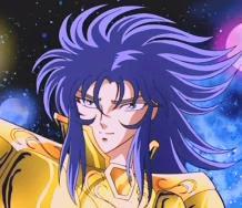 Ficha: Caballero de Oro: Saga de Geminis