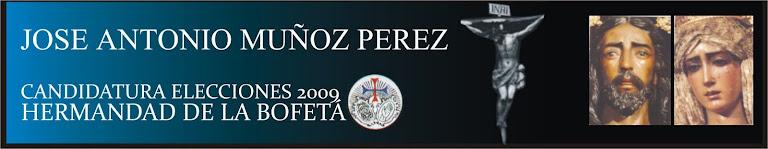JOSE ANTONIO MUÑOZ PEREZ